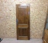Fully Furnished Reclaimed Gentlemans Oak Door