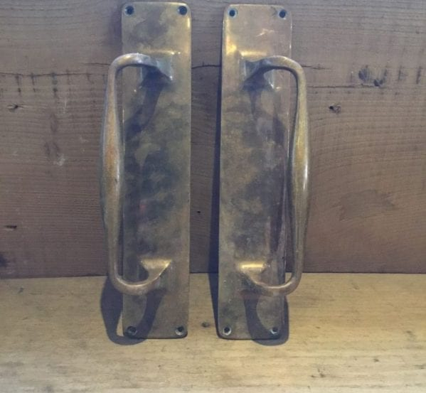Large Brass Pull Handle Sets