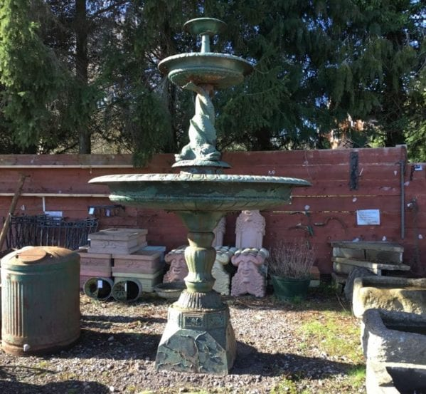 Large Feature Water Fountain