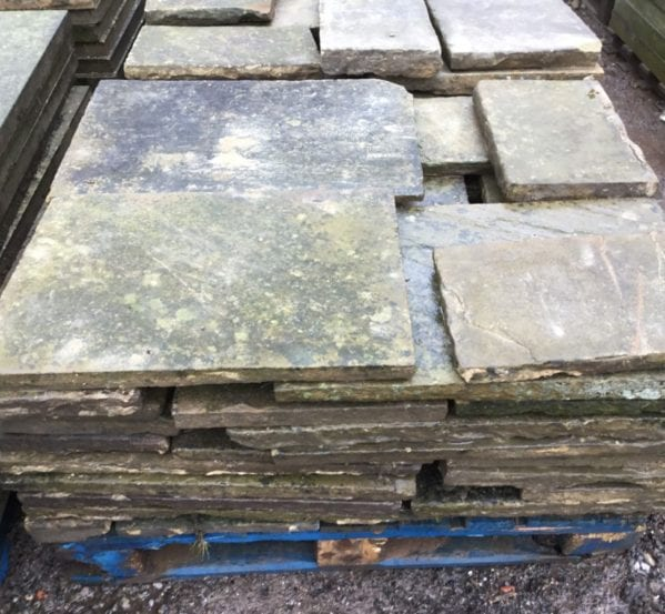 Beautifully Weathered York Stone Slabs