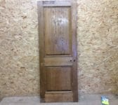 Oak 2 Panelled Door (Wentworth)