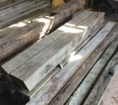 Reclaimed Oak Posts