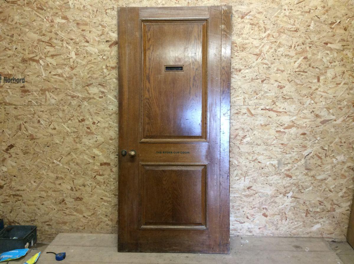 Ryder Cup Viewing Door