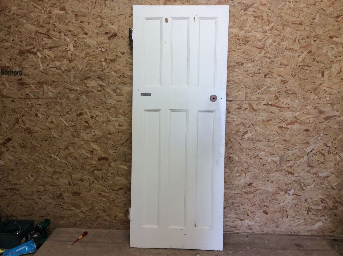6 Panelled Door 3 Over 3