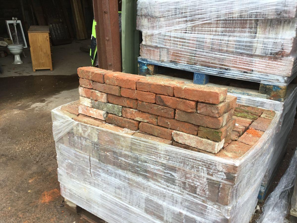 Imported Handmade Napoleonic Bricks