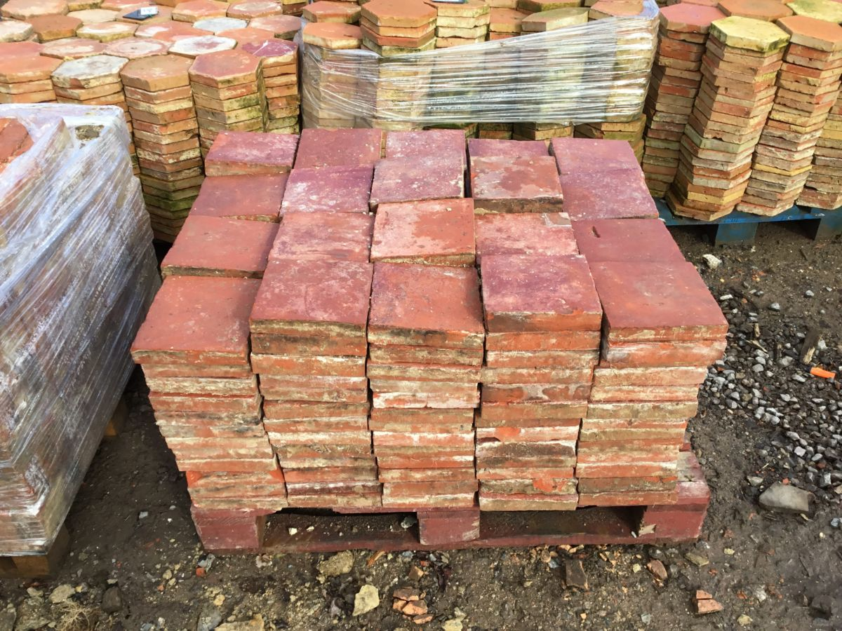 English Quarry Tiles