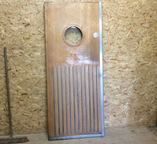 Industrial Fire (Swing) Door