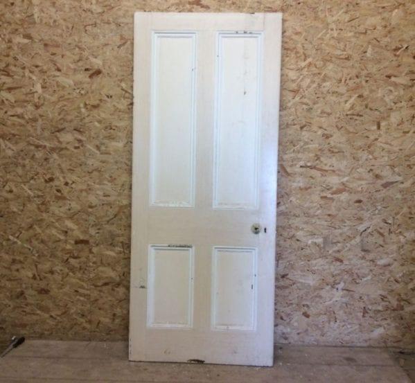 Cream 2-Tone Door 4 Panelled