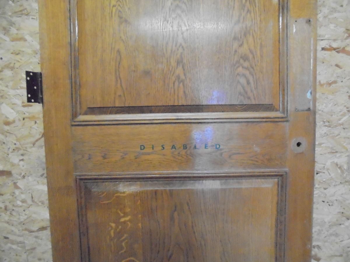 Wentworth 2 Panelled Oak Door