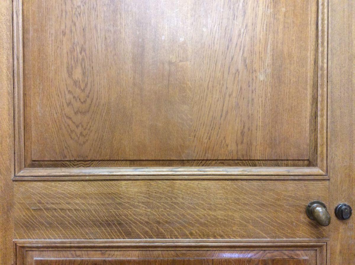 Enormous Oak 2 Panelled Door