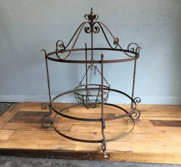 Wrought Iron Well Head