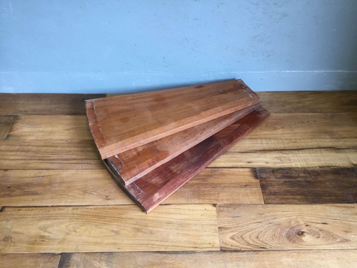 Dark Wood Spiral Staircase Steps