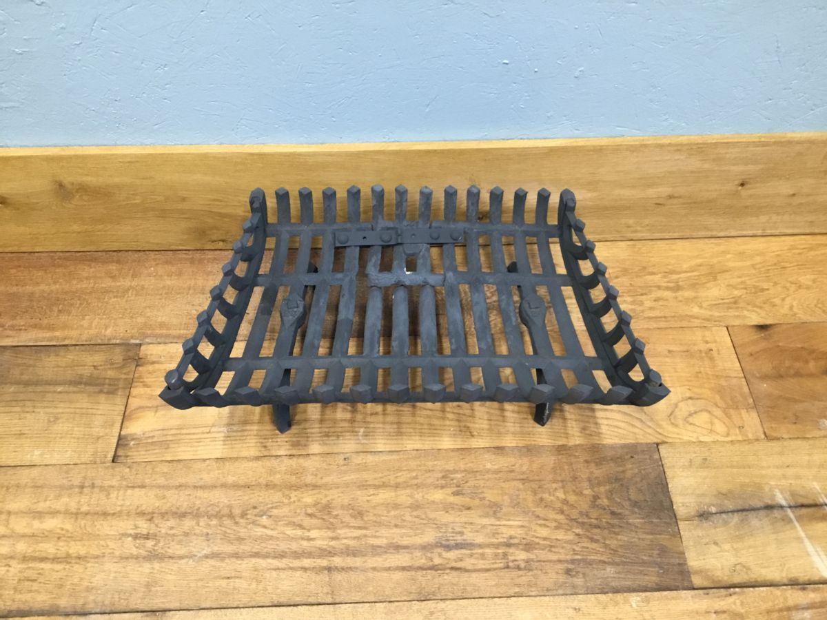 Repaired Fire Basket