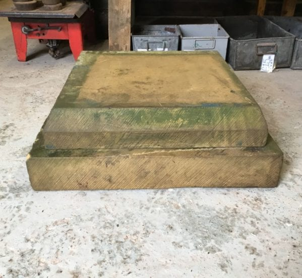 Sandstone Plinth