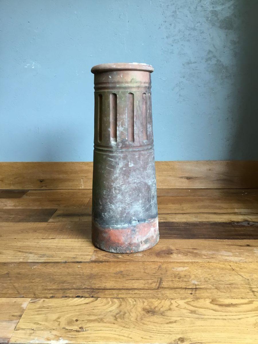 Large Simplistic Chimney Pot