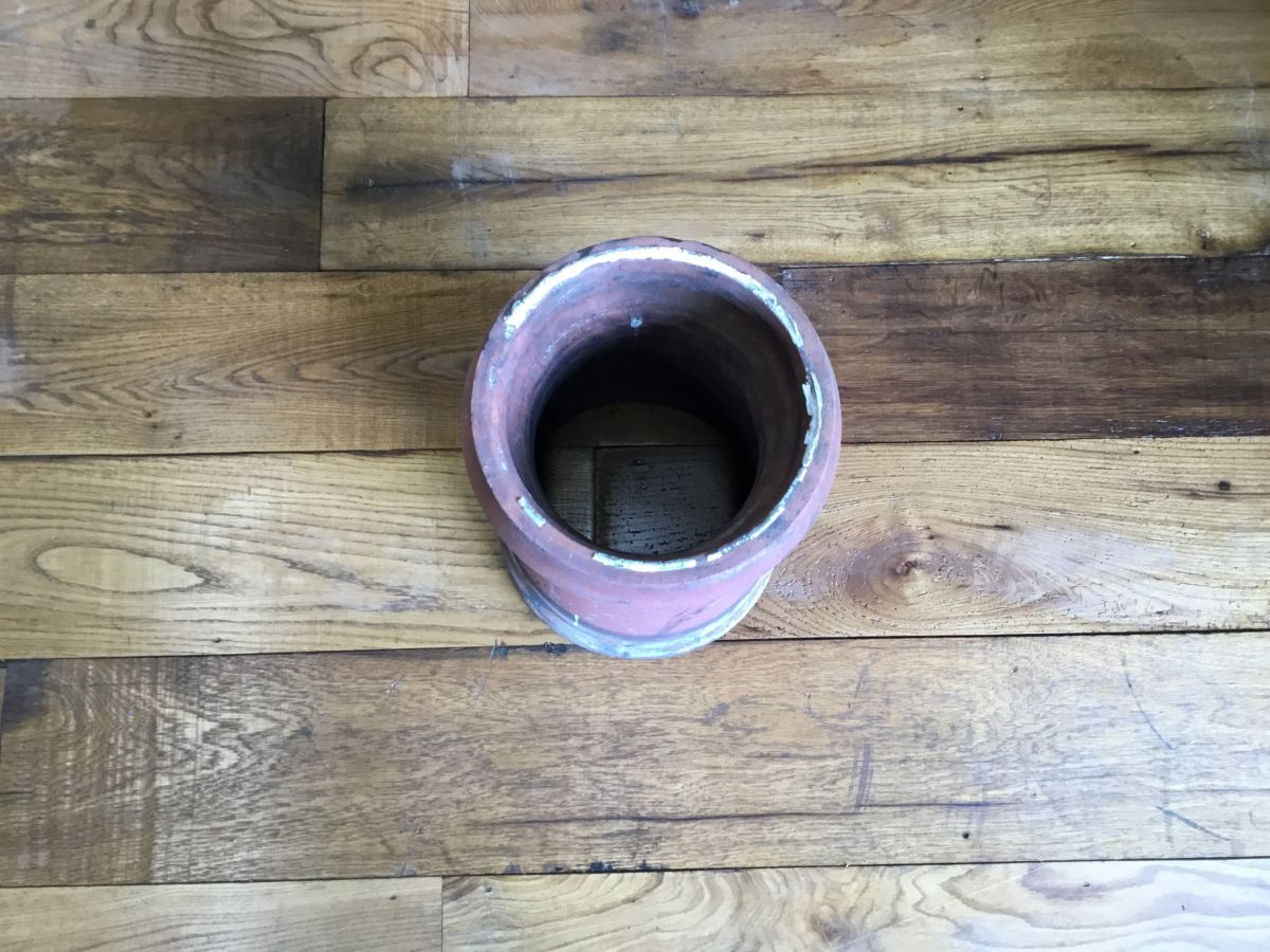 Medium Terracotta Chimney Pot