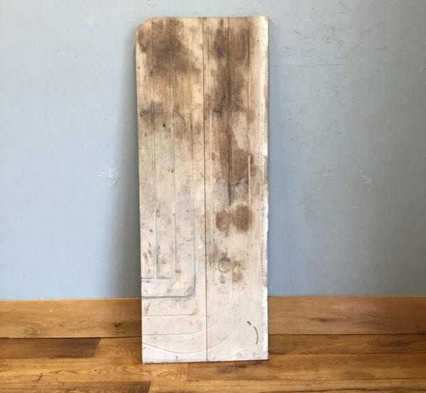 Wooden Worktop Draining Board