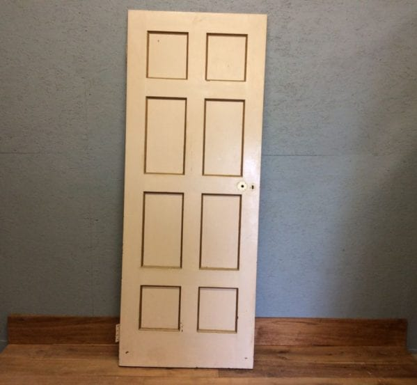 8 Panelled Door Gold Inlay