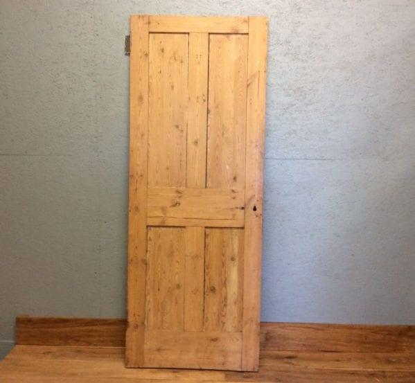 Stripped Door 4 Panelled