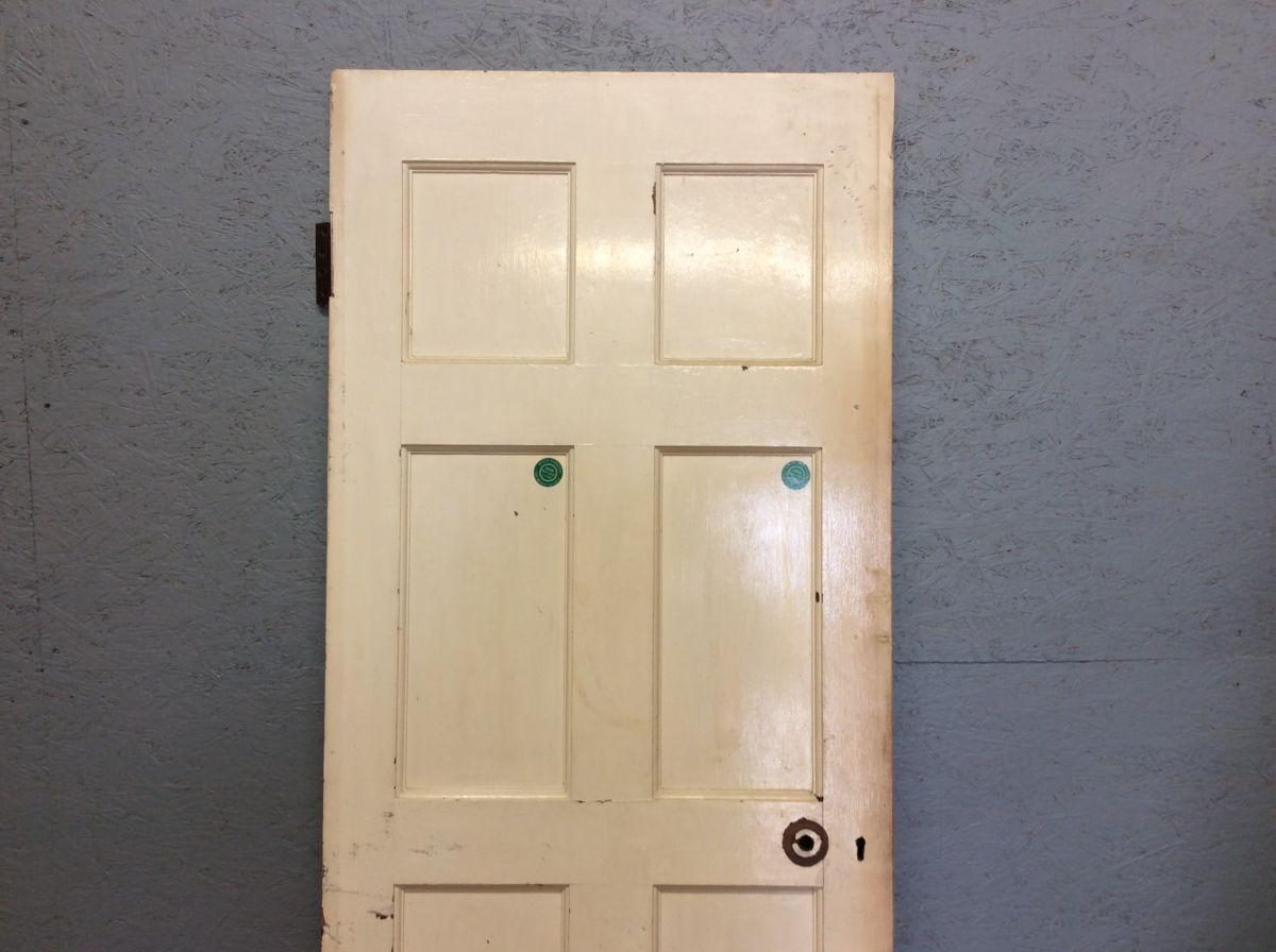 8 Panel Painted Door