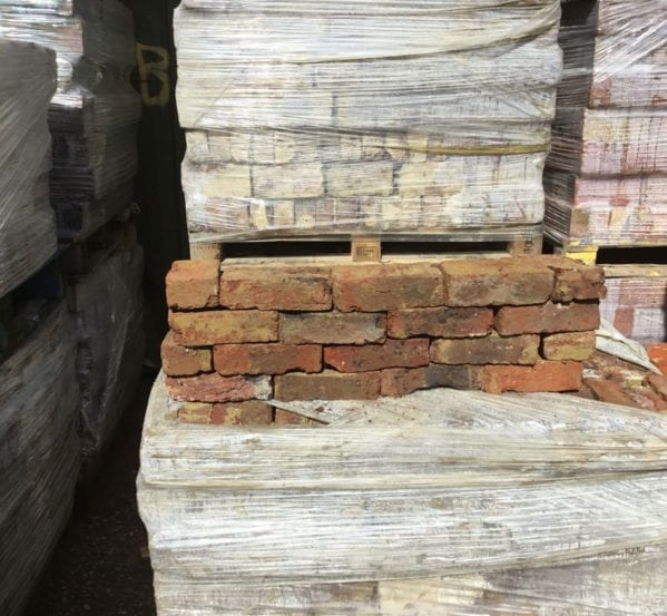 Reclaimed Multistock Brick Batch