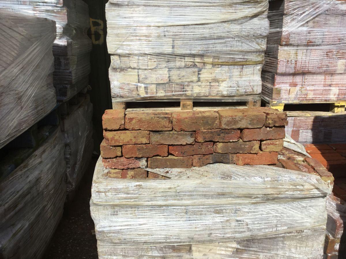 Reclaimed Multistock Brick Batch