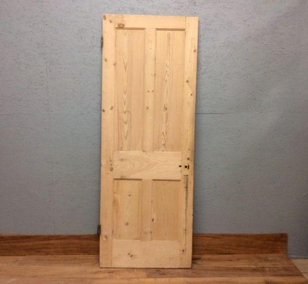 4 Panel Stripped Door