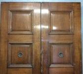 Grand Oak Double Doors Panels
