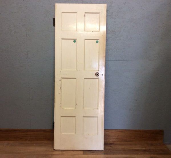 8 Panel Painted Door