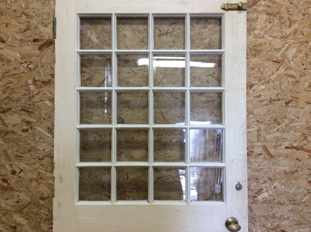 Half Glazed Front Door