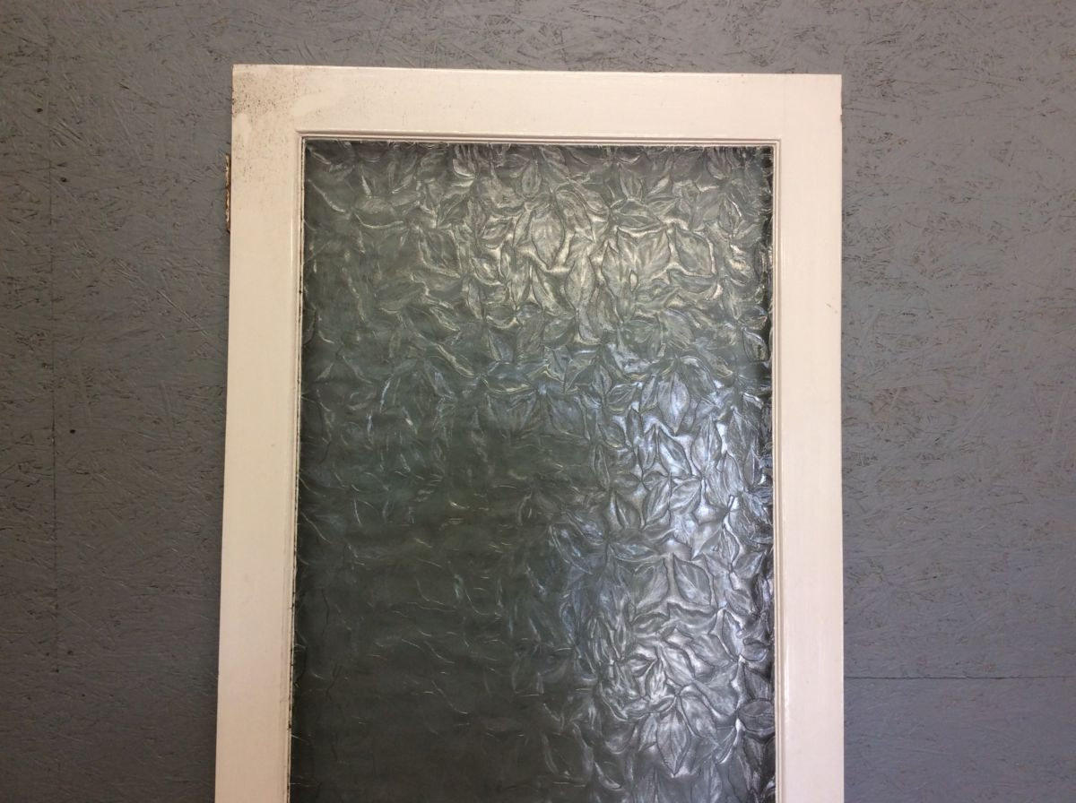 Single Pane Glazed Door