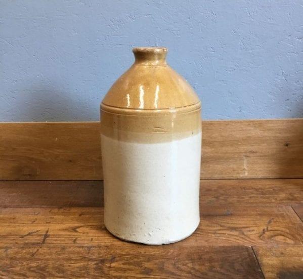 Large Salt Glazed Stoneware