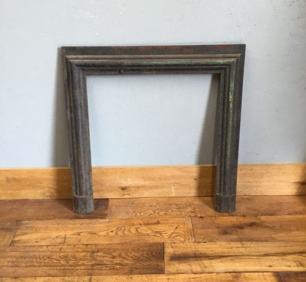 Simple Cast Iron Fire Surround
