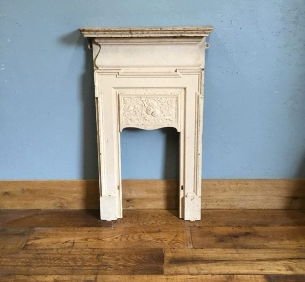 Peach Fire Surround