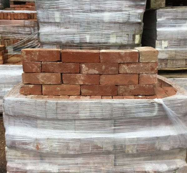 Victorian Handmade Red Brick