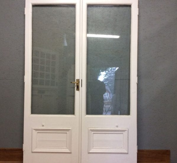 Large Glazed French Doors