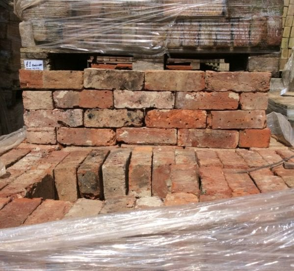 Mixed Stock / Wire cut Bricks