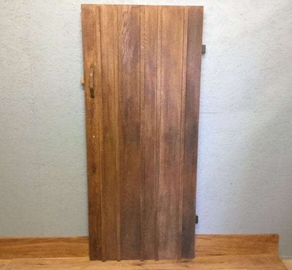 Ledged Oak Reclaimed Door