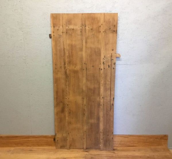 Oak Ledged Reclaimed Door