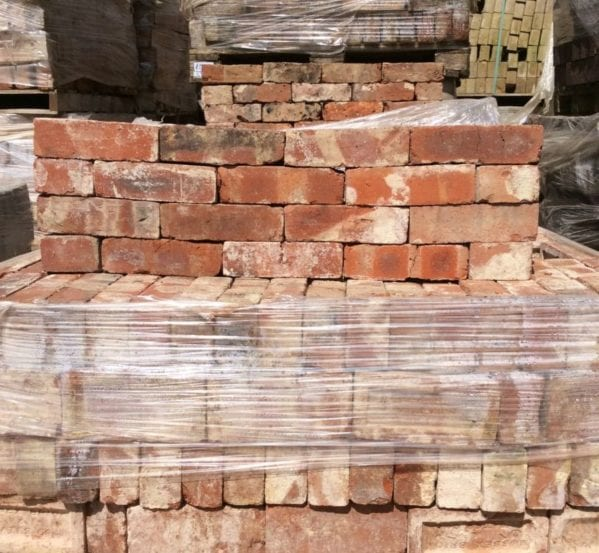 Pressed Clay Bricks