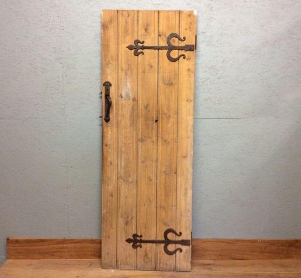 Ledge & Brace Door Large Hinge