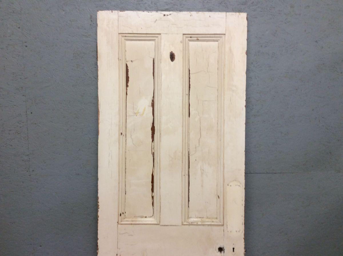 White 4 Panelled Dooor