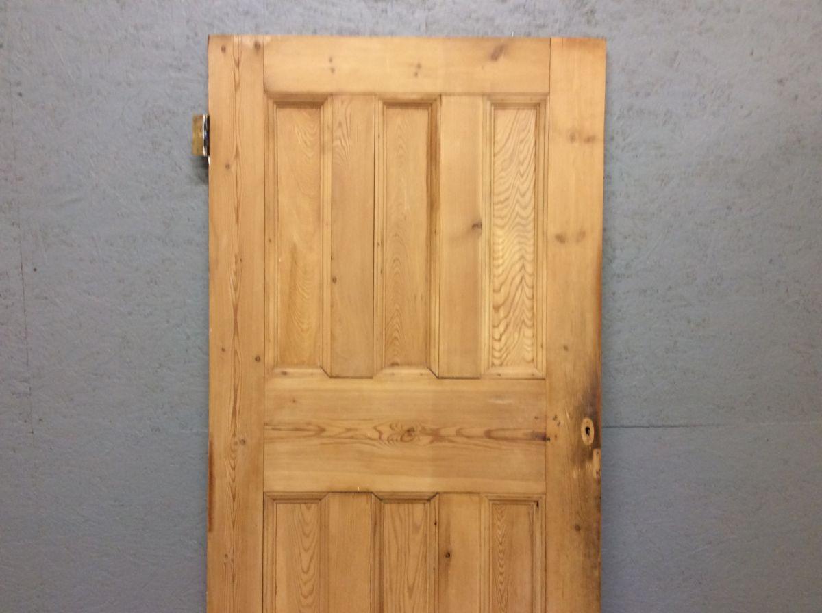 3 Over 3 Stripped 6 Panelled Door