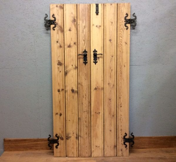 Ledge & Brace Cupboard Doors