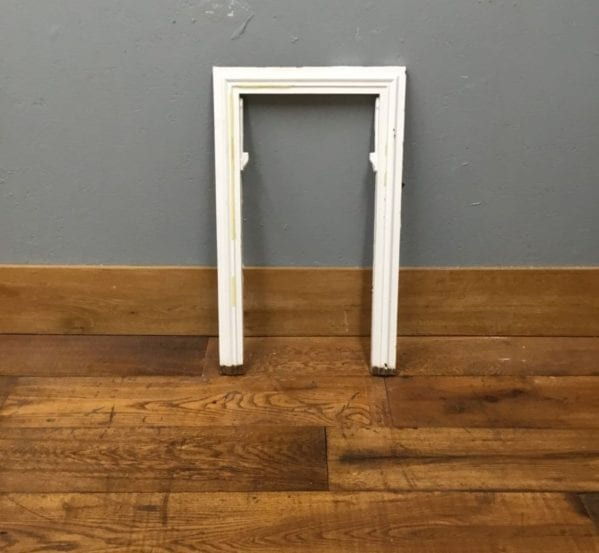 Small Plain Fire Surround