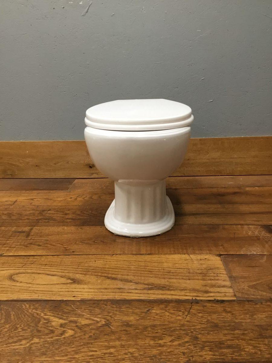 Toilet & Toilet Seat
