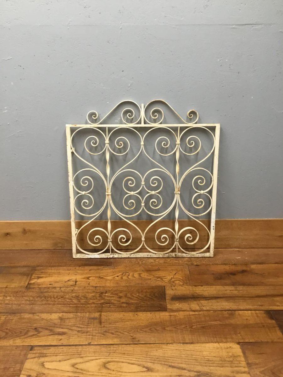 Single Cream Gate