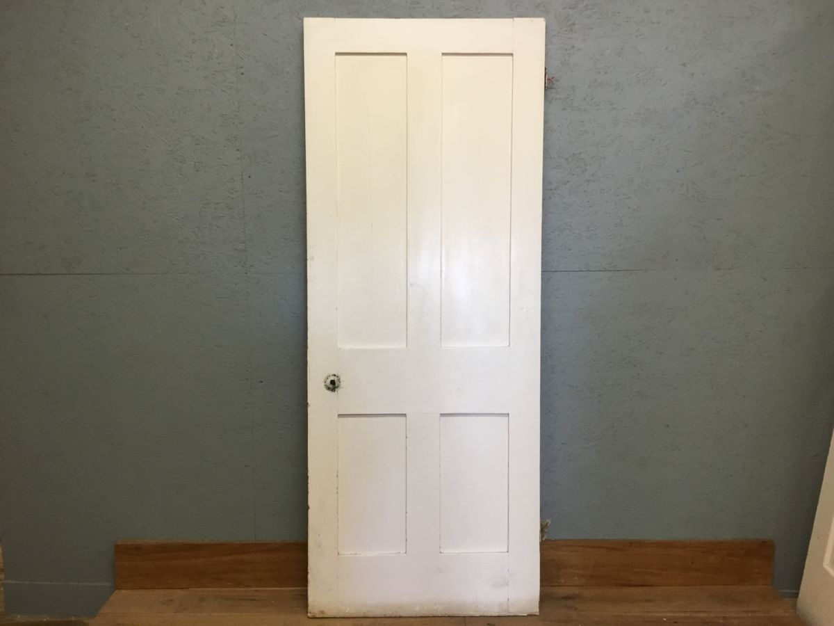 4 Panelled Dooor White