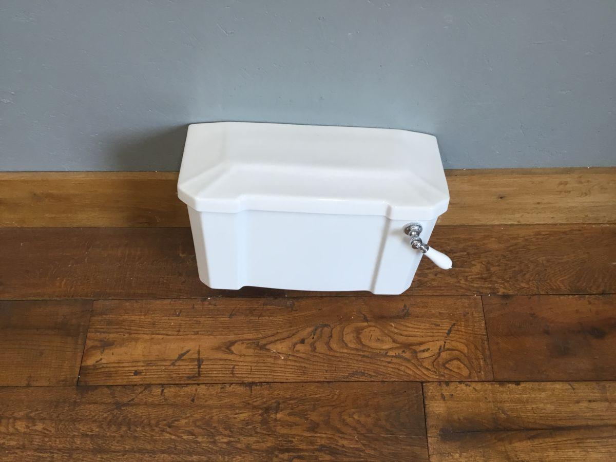 Ceramic Low Level Cistern