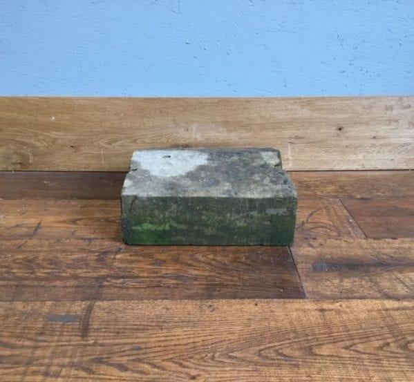 Small Stone Pier Cap